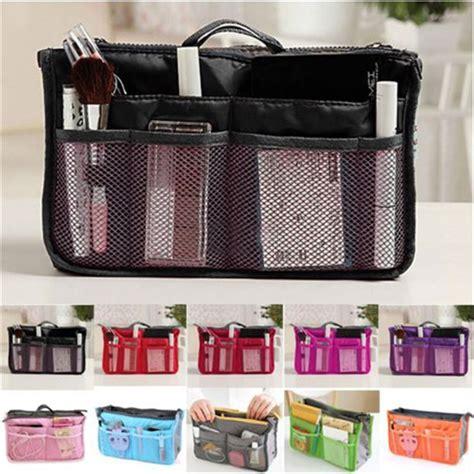 Travel Organizer Handbag 2015 travel insert organizer handbag purse large