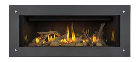 Napoleon Lhd45 Linear Gas Fireplace by Napoleon Linear 45 Lhd45 Classic Fireplace And Bbq Store