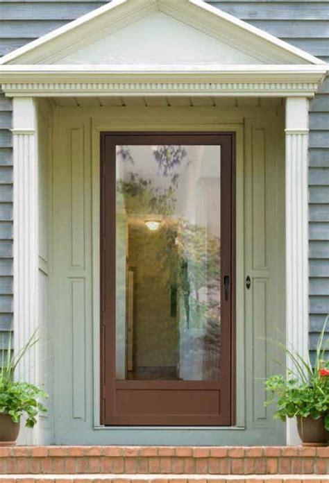 storms doors pella doors how to change screen