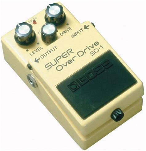 Efek Gitar Overdrive Sd 1 Sd1 Sd 1 sd 1 overdrive overdrive pedal