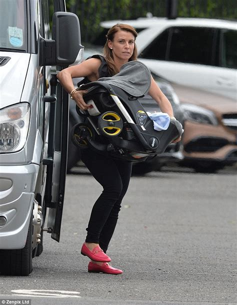 wag loafers coleen rooney looks sensational in in family photo