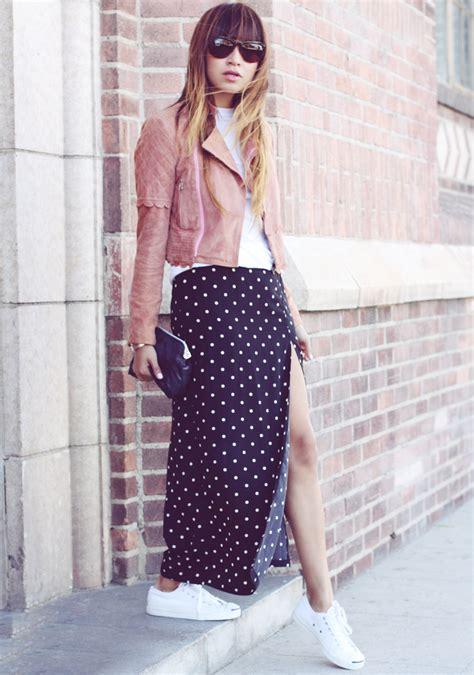 Maxy You 20 different ways to wear a maxi skirt styles weekly