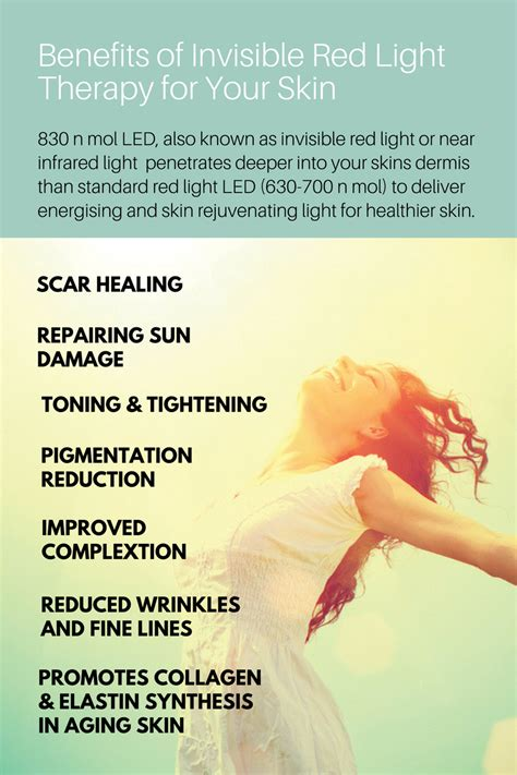 led light therapy benefits led light therapy for acne and skin rejuvenation