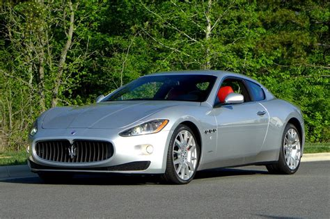 maserati 4 door sports car 2010 maserati grand turismo 2 door coupe 158441