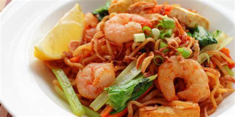 membuat mie goreng seafood resep mie goreng seafood pedas