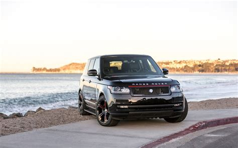 modified 2015 range rover 2016 strut range rover cars suv modified black wallpaper