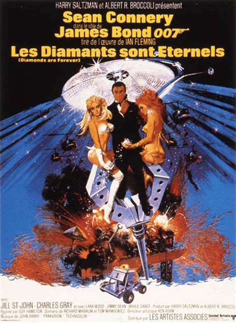 film james bond in streaming les diamants sont 233 ternels film 1971 allocin 233