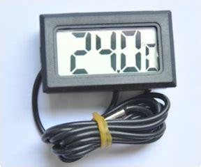 Jual Termometer Digital Di Jogja digital thermometer probe jual arduino jual arduino