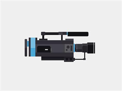animation camera layout video camera animation by calum patrick dribbble