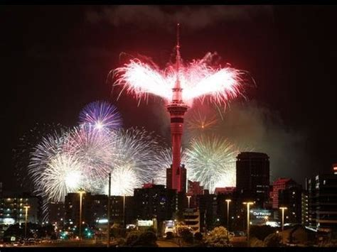 new year auckland new zealand auckland 2013 new year fireworks