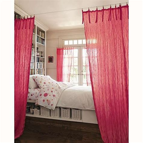curtains for teenage girl bedroom divide and conquer 6 ways to separate a room curtains