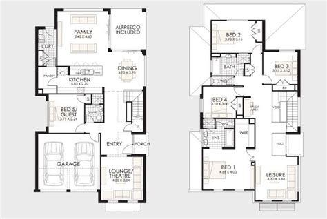 dise o de planos dise 241 o y planos de casas de dos pisos con ideas para construcci 243 n construye hogar home