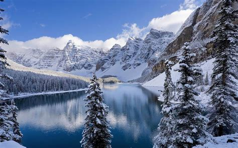 computer wallpaper canada most photographed moraine lake canada world for travel