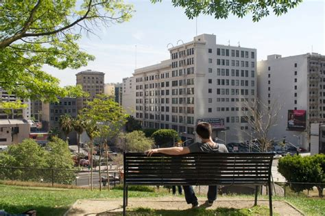 bench from 500 days of summer chasing spring in california tbirdnation