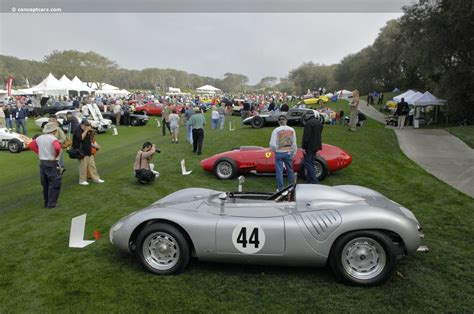 Porsche Rsk For Sale by Auction Results And Sales Data For 1959 Porsche 718 Rsk