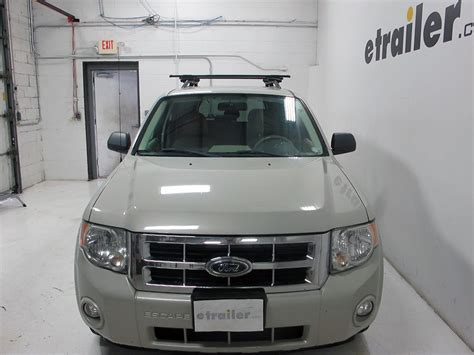 2011 Ford Escape Roof Rack by Thule Roof Rack For Ford Escape 2011 Etrailer