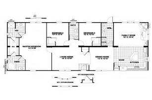 manufactured home floor plan 2008 clayton the riverview