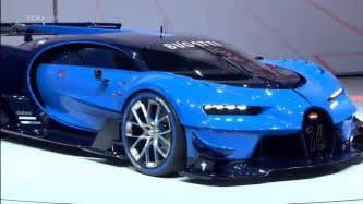 Bugatti Veyron Gt Bugatti Vision Gt Or Bugatti Chiron Concept Iaa 2015