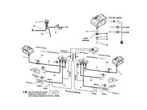 6 best images of meyer plow light module diagram meyer snow plow light wiring diagram western