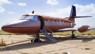 elvis plane elvis presley s private jet sells for 430 000 at auction