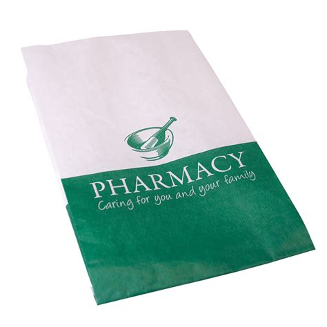 Small Flat Design pharmacy flat bag flat paper bags other products