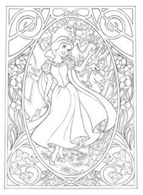 intricate princess coloring page 1000 images about coloriage on pinterest connect the