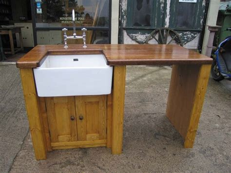 freestanding kitchen sink unit best 25 free standing pantry ideas on pinterest