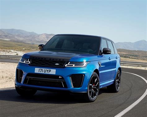 range rover svr official 2018 range rover sport including in hybrid