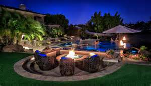 Backyard Flowers 13 Outdoor Fire Pit Landscaping Ideas For Your Backyard