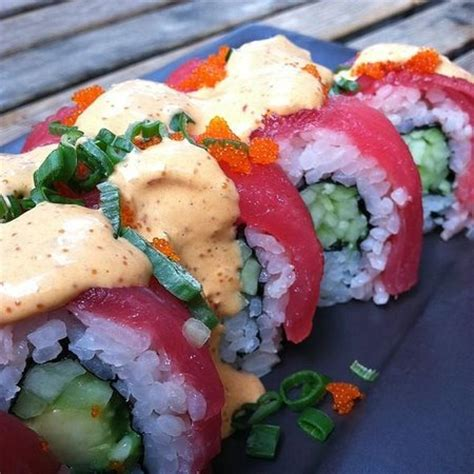 Futon Roll Sushi by Sushi Roll Mexico City Millet Esquina Insurgentes S N