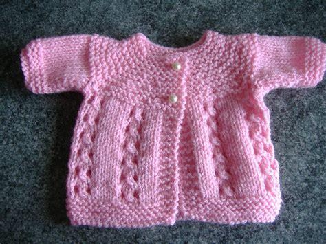 Marianna S Lazy Days Premature Baby Jackets