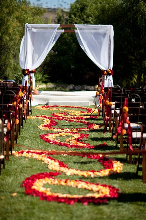 Bold Red, Gold and Ivory Sri Lankan Wedding at the Church