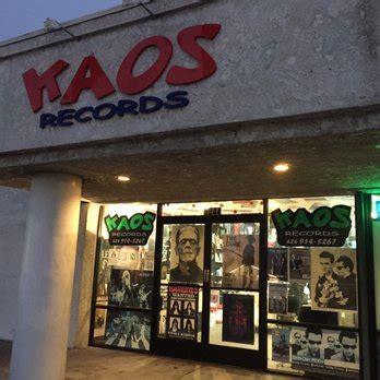 Kaos Records kaos records 29 photos 37 reviews dvds