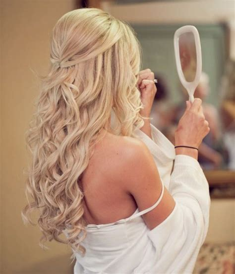 Wedding Hairstyles Wavy Hair by Wavy Hairstyles For Thick Hair Hairstyles 2017 Hair