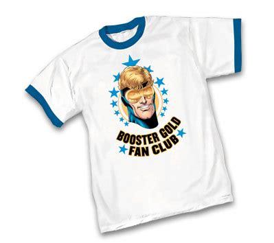 fan club t shirts booster gold fan club t shirt