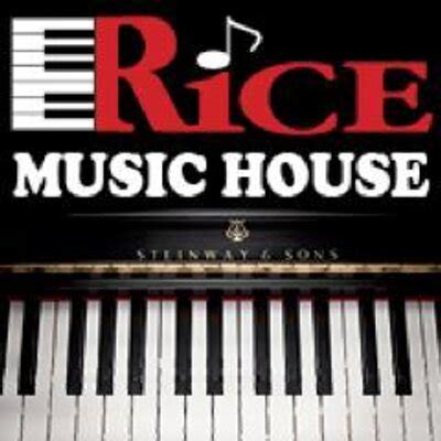 rice music house rice music house ricemusichouse twitter