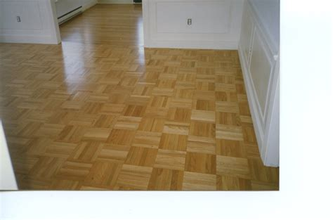 Parquet Floors Stained by Stained Wood Floors Duffyfloors