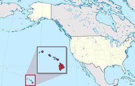 us map plus hawaii hawaii
