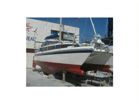 prout quest catamaran for sale prout quest 33cs in puerto calero catamarans sailboat