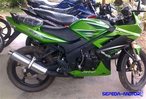 Kawasaki R 150cc Tahun 2006 spesifikasi dan harga motor sport murah viar vix r 150