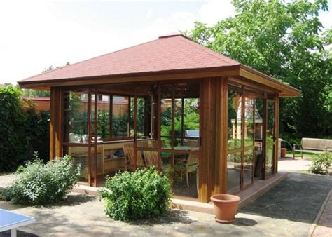 22 Beautiful Garden Design Ideas Wooden Pergolas And Gazebo Ideas For Patios