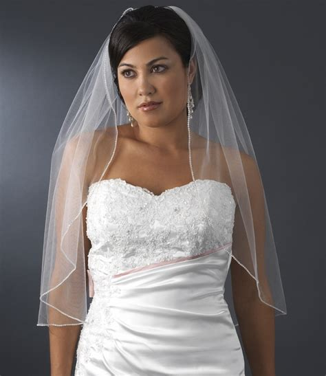 Wedding Hair And Veil Placement by Veil Placement