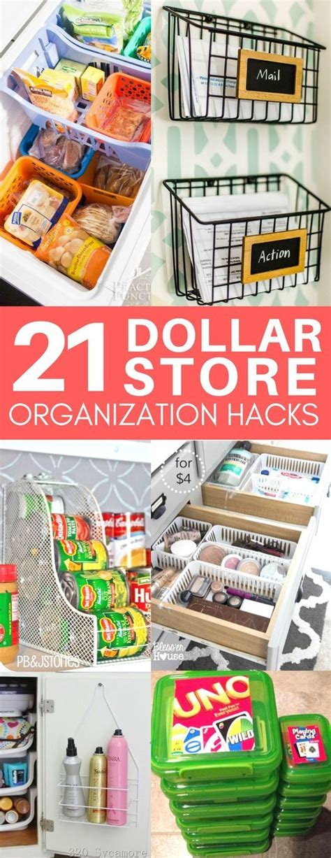 dollar store organizing ideas 6660 best dollar store crafts images on pinterest dollar