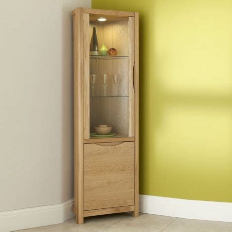 winsor stockholm wn213 corner display cabinet display