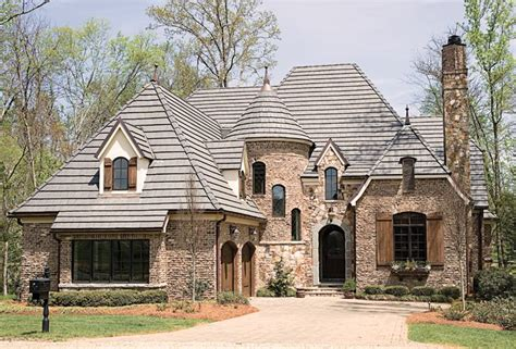 country french home devereaux house plan 7210 dream home pinterest