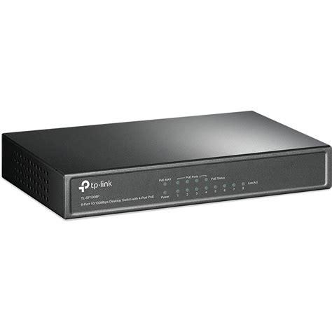 Diskon Tp Link Switch Tl Sf1008p tp link tl sf1008p 8 port 10 100mbps desktop switch tl sf1008p