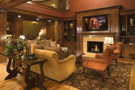 family room tv family room style family room minneapolis by kraemer sons
