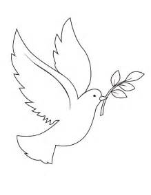 dove coloring page free coloring pages of mourning dove