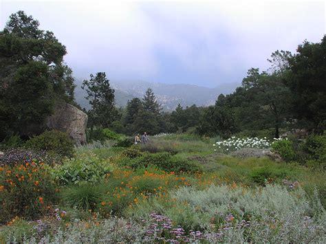 santa botanic gardens santa botanic gardens 48 hours in santa barbara
