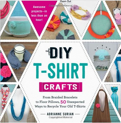 T Shirt Giveaway Ideas - giveaway diy t shirt crafts recycled crafts